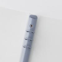 [텐텐문방구] A5 화이트 하드커버 컬러 바인더 (6공 다이어리용/4종)
