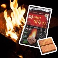 국산 착화제 파이어깍두기 50팩