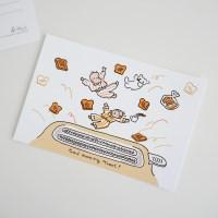아미또 귀여운 엽서 ver.2