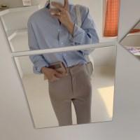 베이직옥스포드 shirt (4color)