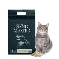 샌드마스터 크랙형 고양이 두부모래 녹차 2.8kg(7L)