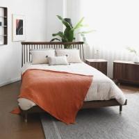 [헤리티지월넛] L형 침대 SS/Q/K_(1378433)