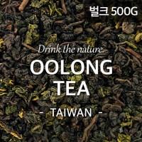 네이쳐티 우롱차 사계 춘차 500g 대만산 잎차