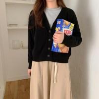 로일디 cardigan (4color)