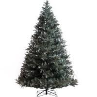 최고급 그레이 트리 300cm 무장식 크리스마스 TRNOES_(1460116)
