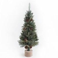 최고급 그레이 트리 90cm 무장식 크리스마스 TRNOES_(1459663)