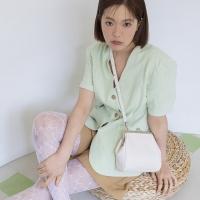 Olsen frame mini bag_ivory