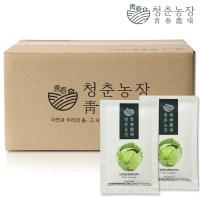 청춘농장 양배추즙 실속형 60포_(2119591)