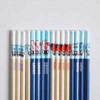 BT21 삼각4본연필
