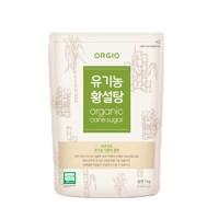 [오르지오] 고이아사 유기농 황설탕 5kg