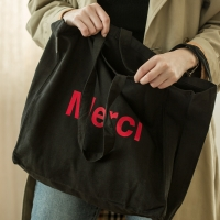 Merci totebag BLACK