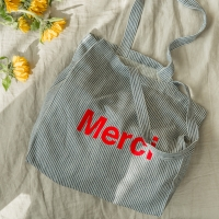 Merci totebag rayes special edition