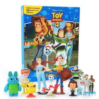 My Busy Books : Disney Toy Story 4 피규어북