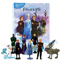 My Busy Books : Disney Frozen 2 피규어북