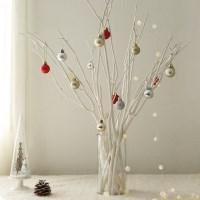 크리스마스 믹스볼 3cm (12개SET) [3color]_(682019)