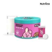 [뉴트리원] 4+1 BT21 유산균 츄어블 1500mg x 60정 /밀크맛