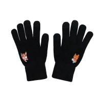 black corgi gloves