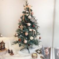 잔잔한 고급스러움 카페골드 크리스마스 트리 120/180cm( (택1)