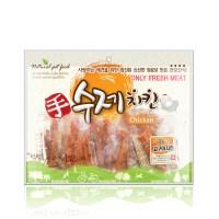 수제치킨 고구마치킨 400g 강아지간식 사사미 육포_(826438)