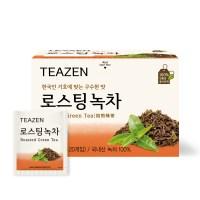 티젠 로스팅 녹차 20티백