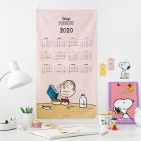 [Peanuts] 2020 패브릭 캘린더 (3종)