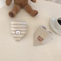 Bear scarf collar