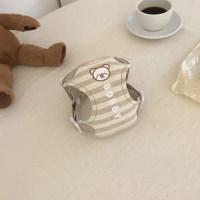 [이름 각인] Bear stripe harness