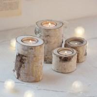 [데코봉봉]자작나무 촛대