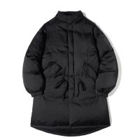 90/10 Duck Down Expedition Long Padding Black