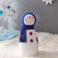 [데코봉봉]길쭉이 크리스마스 눈사람(45cm)