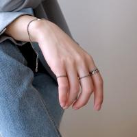 (92.5 silver) colin black ring