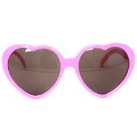 하트안경-핑크