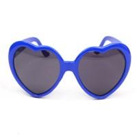 하트안경-블루