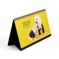 2020년 펫앤스토리 도그&캣 가로 탁상달력