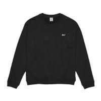 [CURB] Basic Crewneck /Black