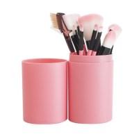 핑크로즈 메이크업브러쉬세트 메이크업브러쉬