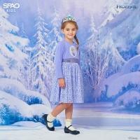 (디즈니) 겨울왕국 아동 원피스_SPMAA11K01