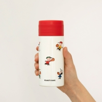 [PEANUTS] STAINLESS BOTTLE 330ml