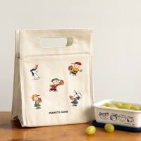 [PEANUTS] LUNCH BAG_IVORY 2종