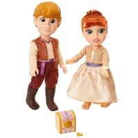 [디즈니 정품]겨울왕국2 안나&크리스토프