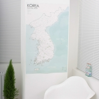 KOREA +Travel Map