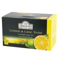 [아마드] 레몬 & 라임트위스트 (20티백)