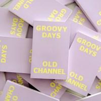 GROOVY DAYS DIARY - Lavender