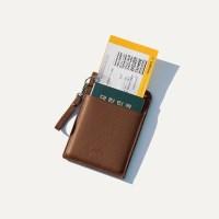 Proper passport holder