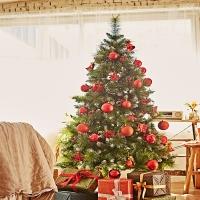 노스아일랜드 크리스마스 시즌2 160CM 스노우 트리