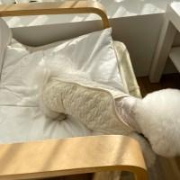 [누빔수면베스트]Quilting sleep vest_Ivory