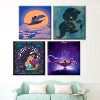 아이러브페인팅 DIY 디즈니 알라딘 그리기 시리즈