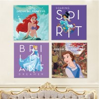 DIY 디즈니 프린세스 캐릭터 그리기 시리즈 아이러브페인팅