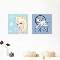 DIY 디즈니 겨울왕국 캐릭터 그리기 시리즈 아이러브페인팅