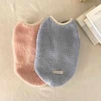 [보아털베스트]Boa fur vest_2color